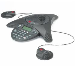 Polycom SoundStation2 EX+MICs